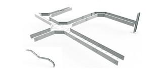梯级式电缆桥架系列