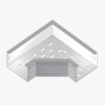 ZRT(F)1型铝合金有孔直角二通
