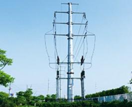 电力杆系列
