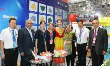 公司参加2017年中国(克拉玛依)国际石油天然气及石化技术装备展(中亚买家见面会)取得圆满成功